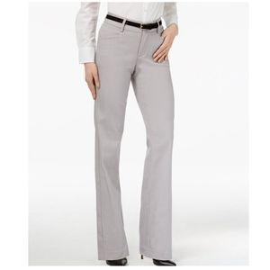 LEE PLATINUM Madelyn Straight-Leg Trouser